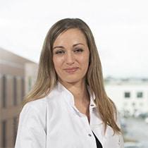 Centre SOS Pied Cheville : l'équipe, Mathilde PELLETIER, secrétaire du Dr Stéphane Guillo
