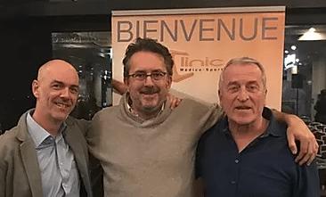 Soirée de médecine et de traumatologie du sport à Bordeaux
