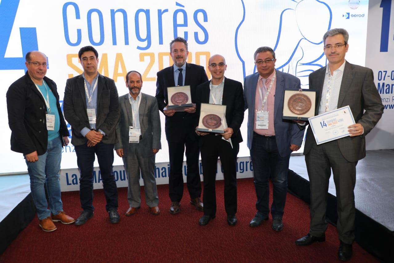 Congrès Tendon d'Achille au Maroc 2020