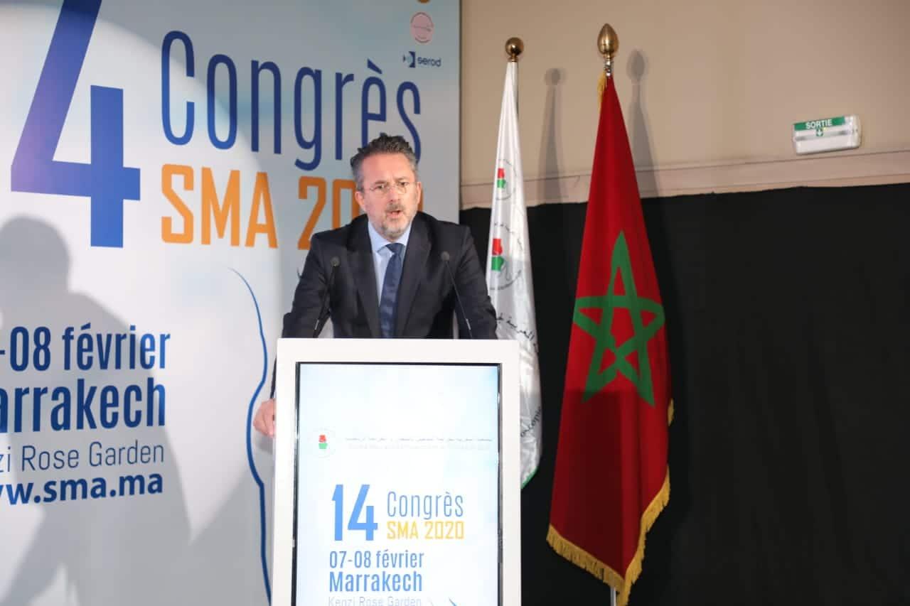 Congrès Tendon d'Achille au Maroc 2020 : intervention du Dr Stéphane Guillo