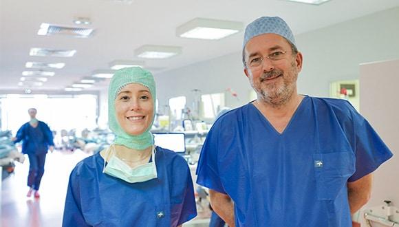 Docteur Christel Charpail et Docteur Stéphane Guillo