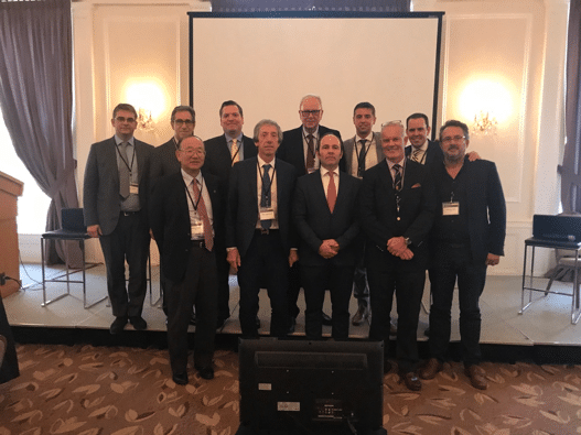 International Consensus Meeting on Cartilage Repair of the Ankle