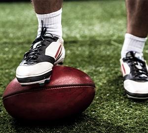 Pathologies du pied liées au sport
