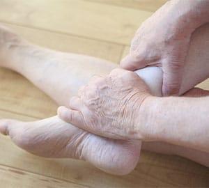 Conflit de la cheville : quand la douleur paraît