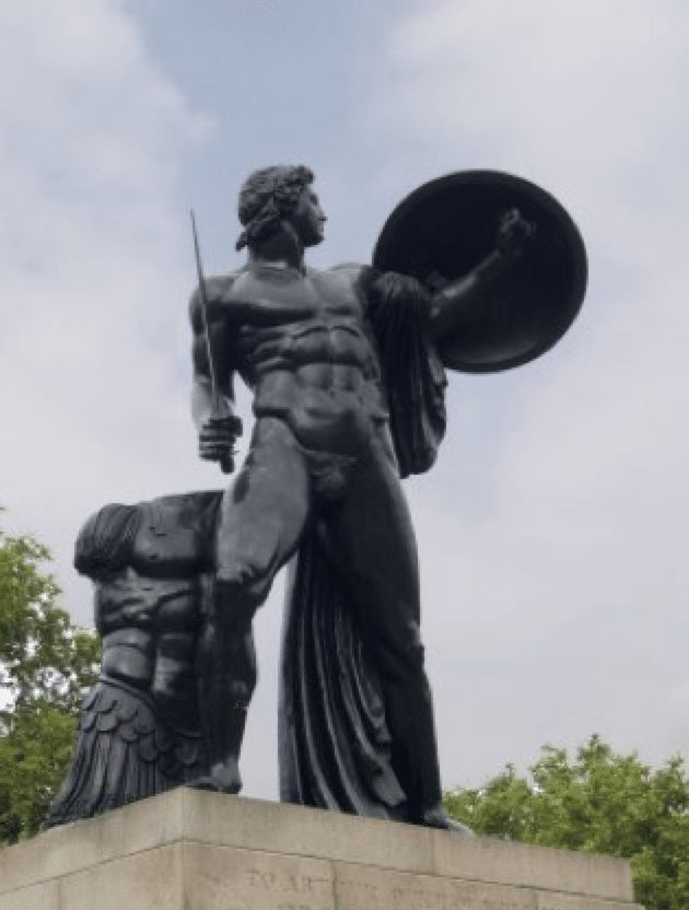 Achille : figure mythologique
