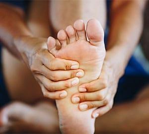 Pathologie du pied : bunionette
