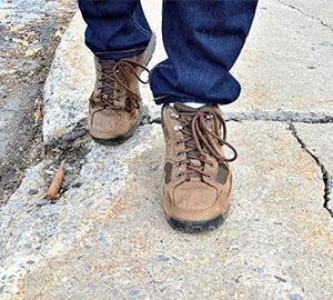 Traumatismes du pied : les différentes fractures
